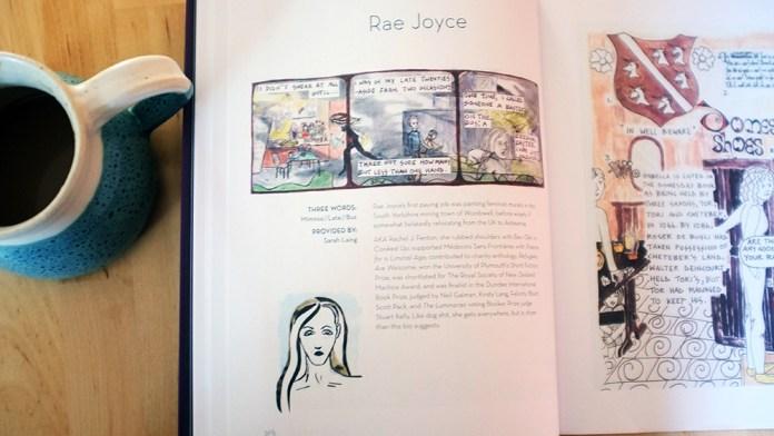 Rae Joyce, Three Words