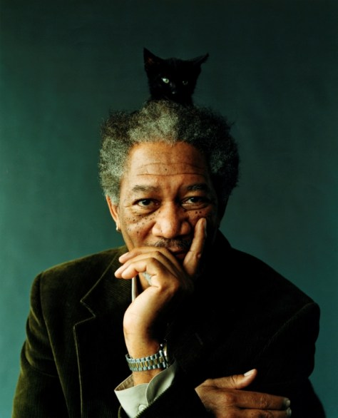 chat morgan freeman