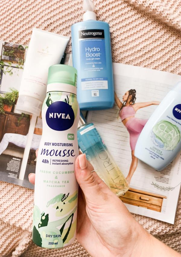 Talkin' Body with Nivea