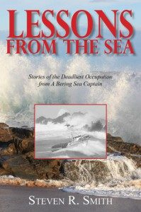 Lessons of life out on the sea from a Bering Sea Captain!