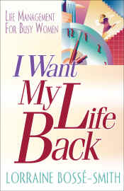 Get your life back with Lorraine's book
