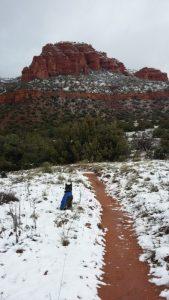Ready to read about Kuma's latest adventure in the snow? Kuma heads to Sedona!