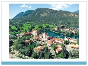 The Broadmoor Hotel is pet friendly