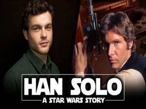 Han Solo and How he triumphed over some bad times!