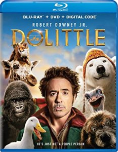 Dr. Doolittle with RDJ