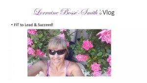 Lorraine's vlog