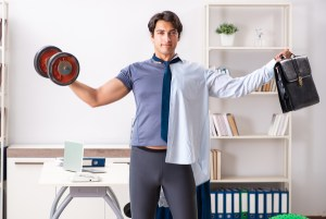 Your employee's health matters