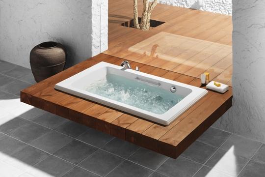 baignoire bains originaux et luxueux