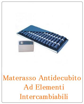 materasso antidecubito Gemini Intermed