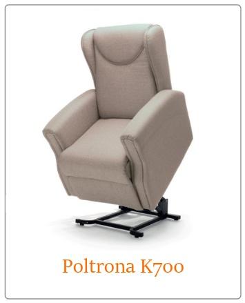 poltrona reclinabile