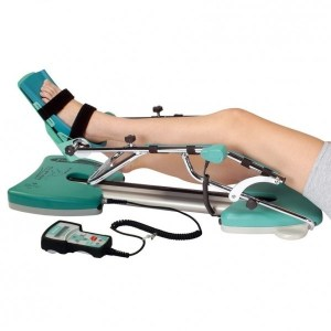noleggio kinetec per ginocchio