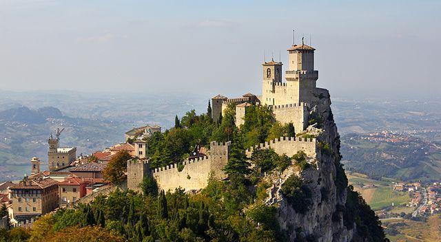 San Marino, el quinto país más pequeño del mundo