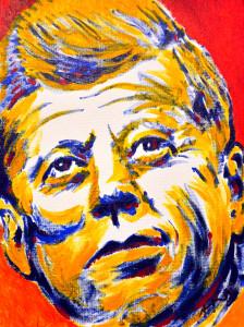 JFK Staying Focused