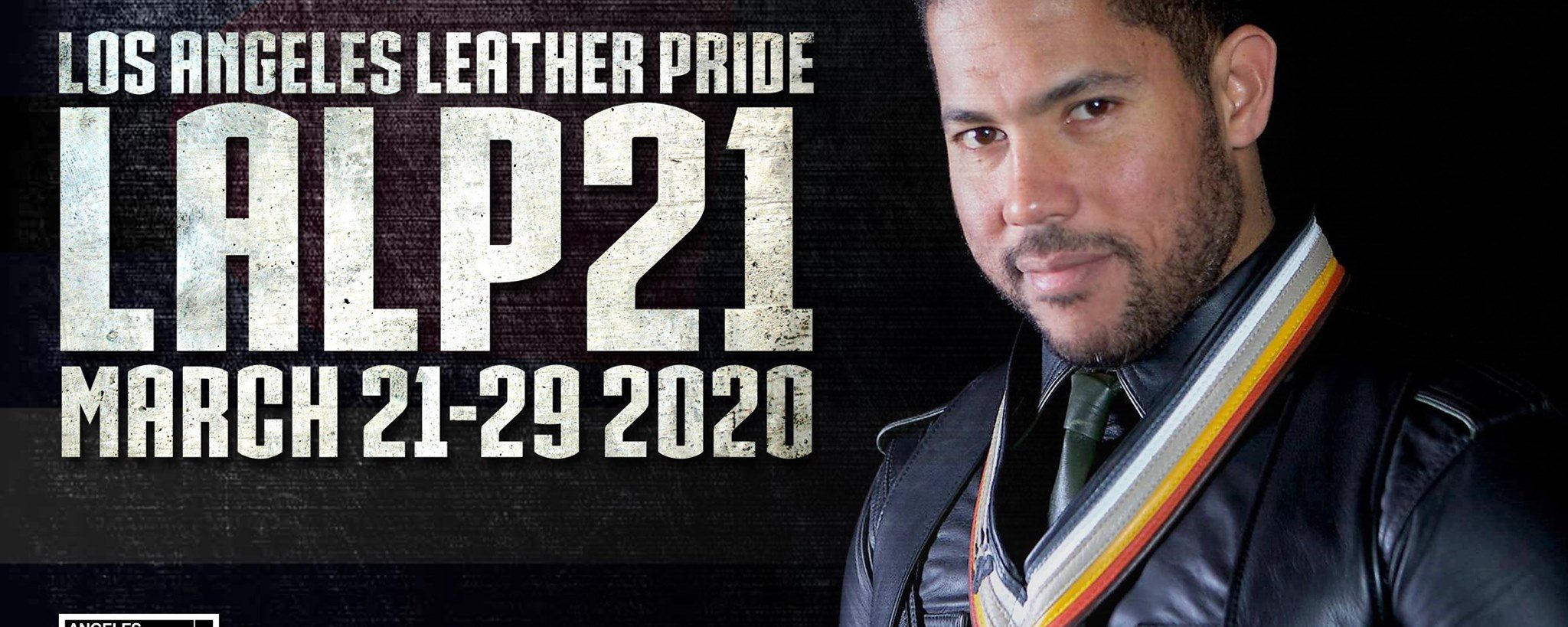 A Message from LA Leather Pride 2020 Chair Gabriel Green