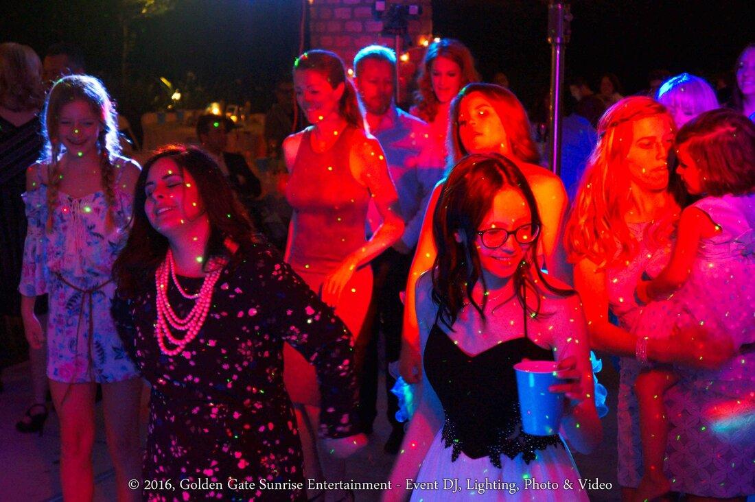 dance floor lighting rental los angeles