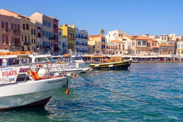 Canea o Chania - Creta - Viaje islas griegas (1)
