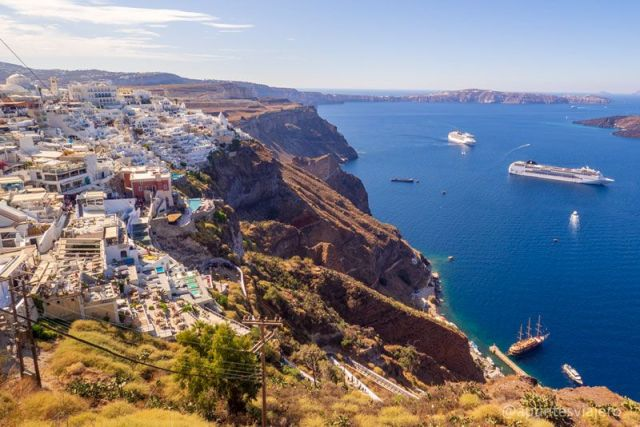 Fira - Santorini - Viaje islas griegas