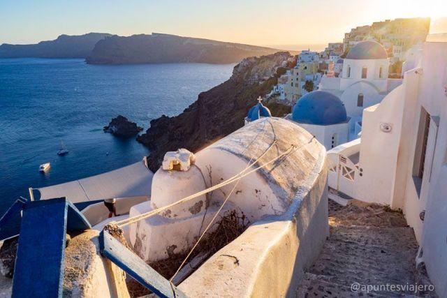 Oia - Santorini - Viaje islas griegas