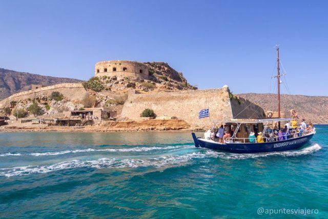 Spinalonga - Creta - Viaje islas griegas