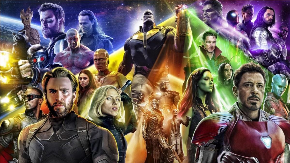 A partir de aquí Spoilers de Infinity War