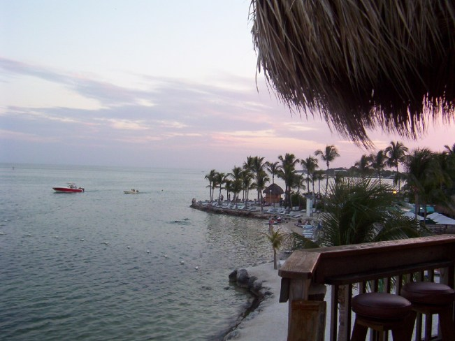Tiki Bar Playa de Islamorada