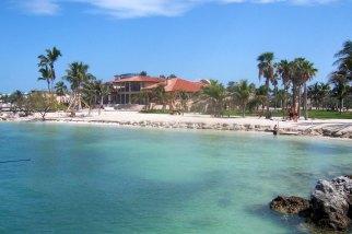 Playa en Key Colony Beach