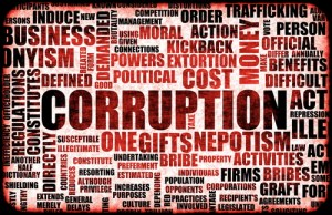 Political corruption continues in Southern California.