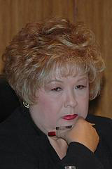 Rosie Vasquez asserted her Fifth Amendment rights when questioned about the Athens contract vote in 2008