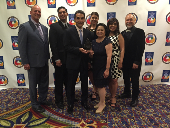 jpeg Ross MS Honored at the 2016 National Forum, June 23, 2016