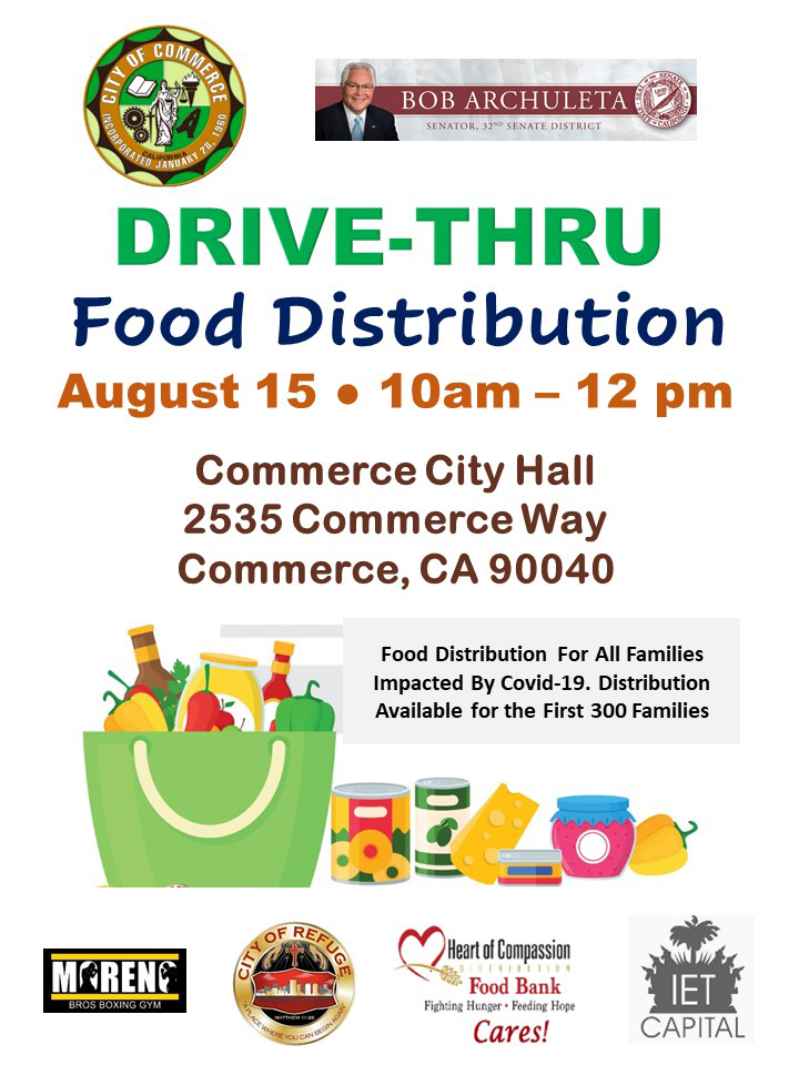 archuleta commerce food distribution