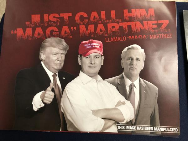 Trump liar Against Efren