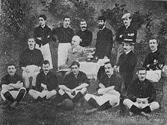Formazione campione del 1901