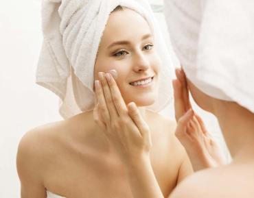 La cura della pelle è senza età