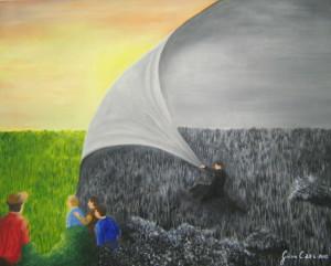 Don Bosco, opera di Claudio Gioria