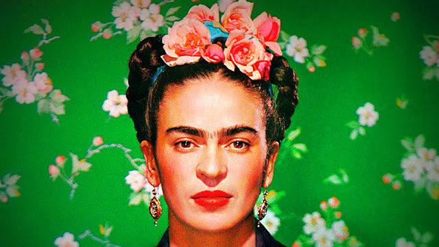 Frida Khalo alla Palazzina di Caccia di Stupinigi