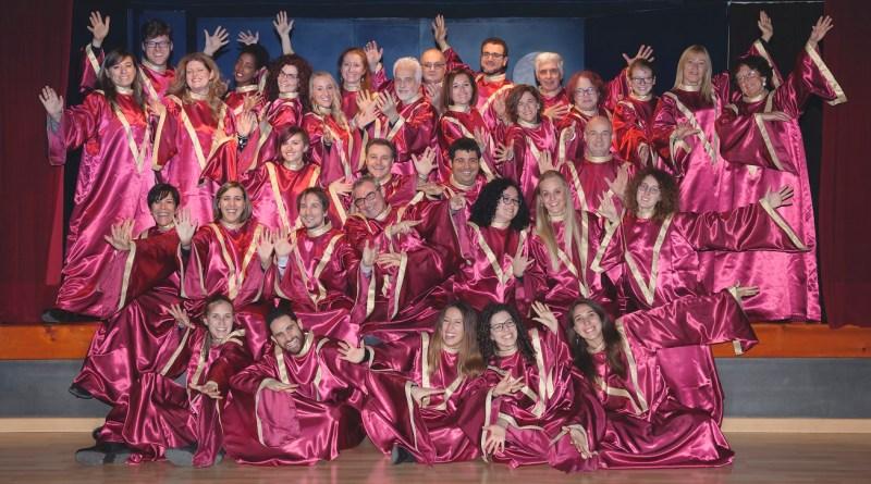 Santena, un concerto gospel per la Caritas