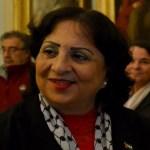 A Nichelino incontro con Mai Alkaila, ambasciatrice palestinese