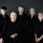I Deep Purple in estate sul palco dello Stupinigi Sonic Park