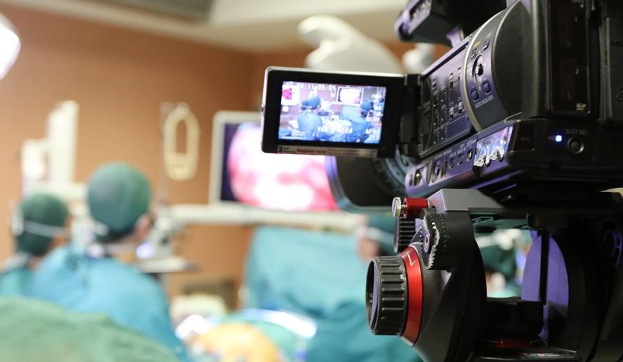 Due giorni di corso di live surgery all'ospedale di Asti