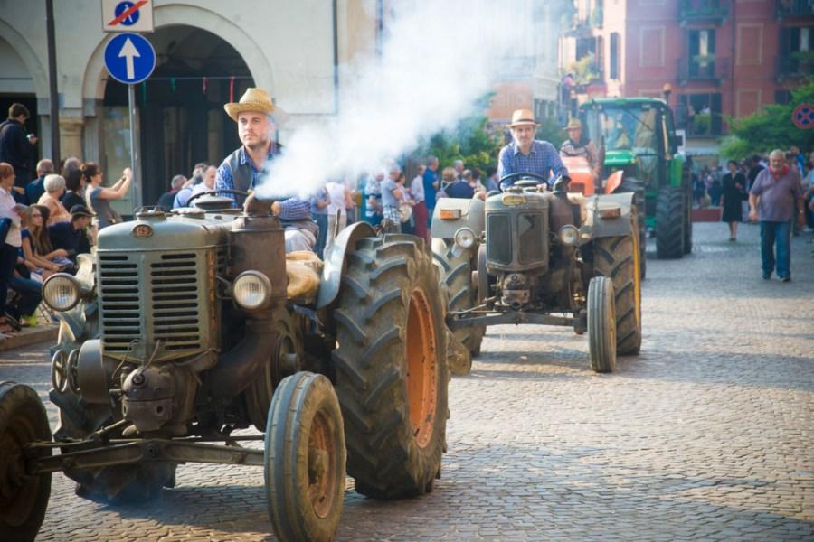 Il mondo contadino ed il cibo locale protagonisti al Festival delle Sagre Astigiane