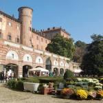 Fiorile al Castello Reale di Moncalieri