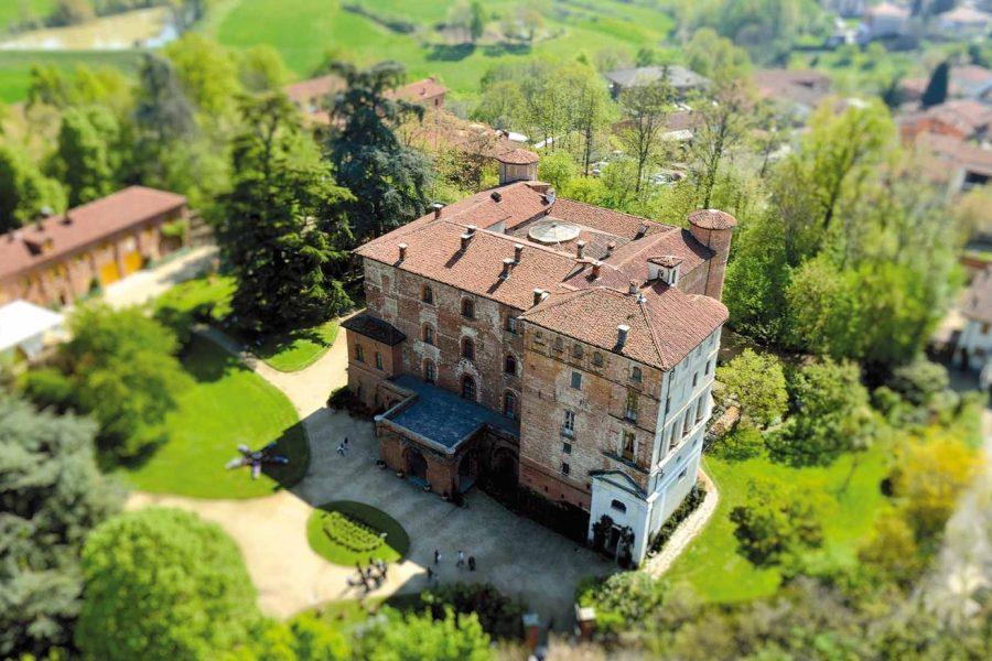 Castello di Pralormo, ripartono le visite con tante novità per i bambini