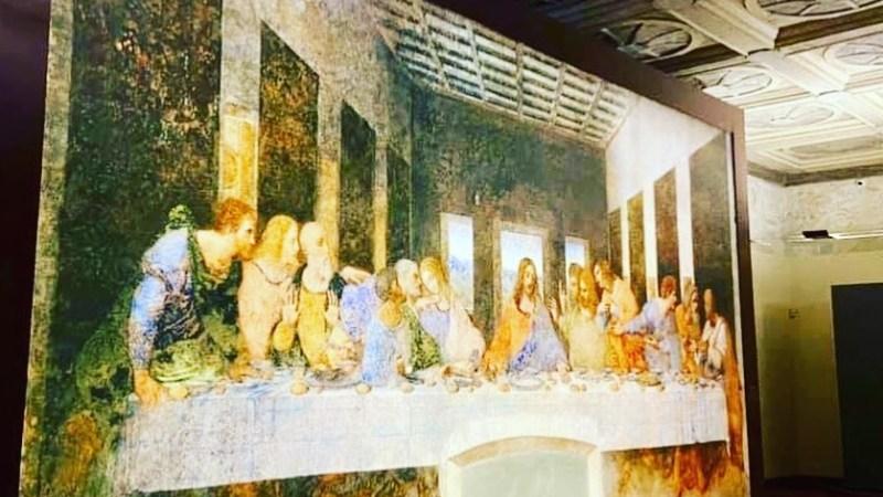 """A Vinovo """"Leonardo, una mostra impossibile"""""""
