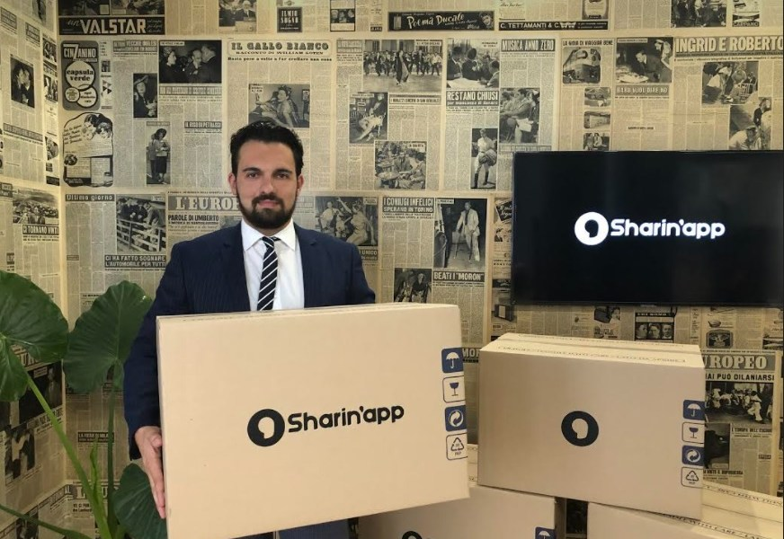 Sharin'App il nuovo universo dell'e-commerce
