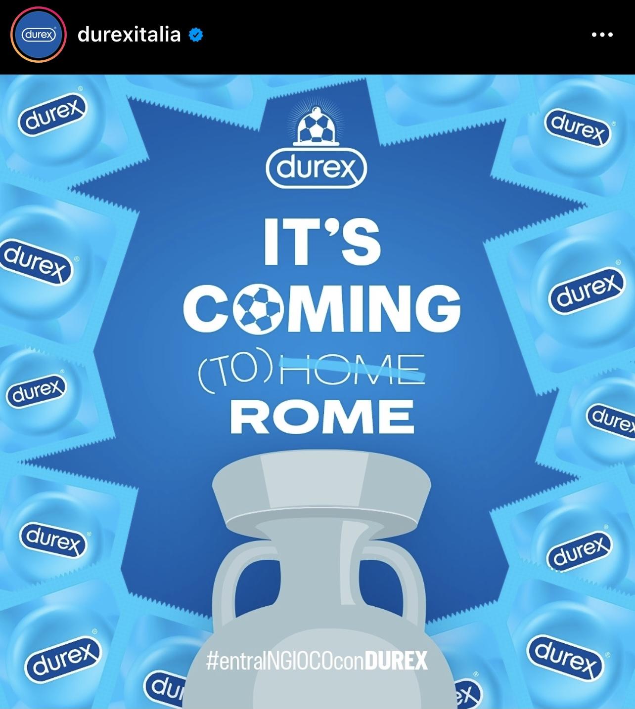 Italia Durex