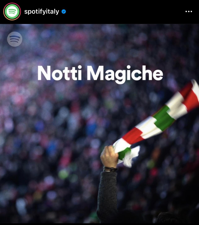 Italia Spotify