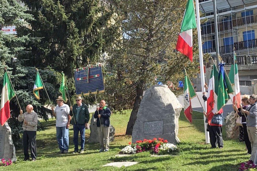 Sestriere commemora i caduti della Guerra di Liberazione
