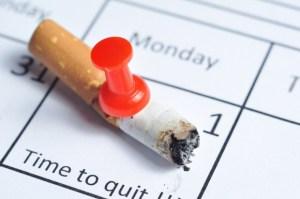 التوقف عن التدخين