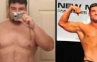 فقدان الوزن بمقدار 77 كيلو في غضون اشهر