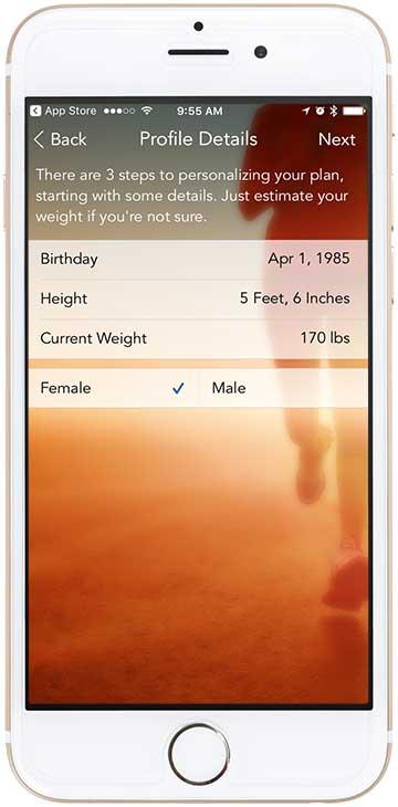 Aplikasi Diet Buat Mendukung Resolusi Penurunan Berat Badan